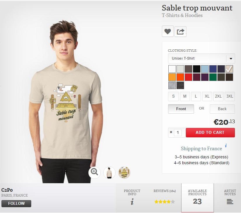 reddbubble 2 t-shirt T-shirt reddbubble 2