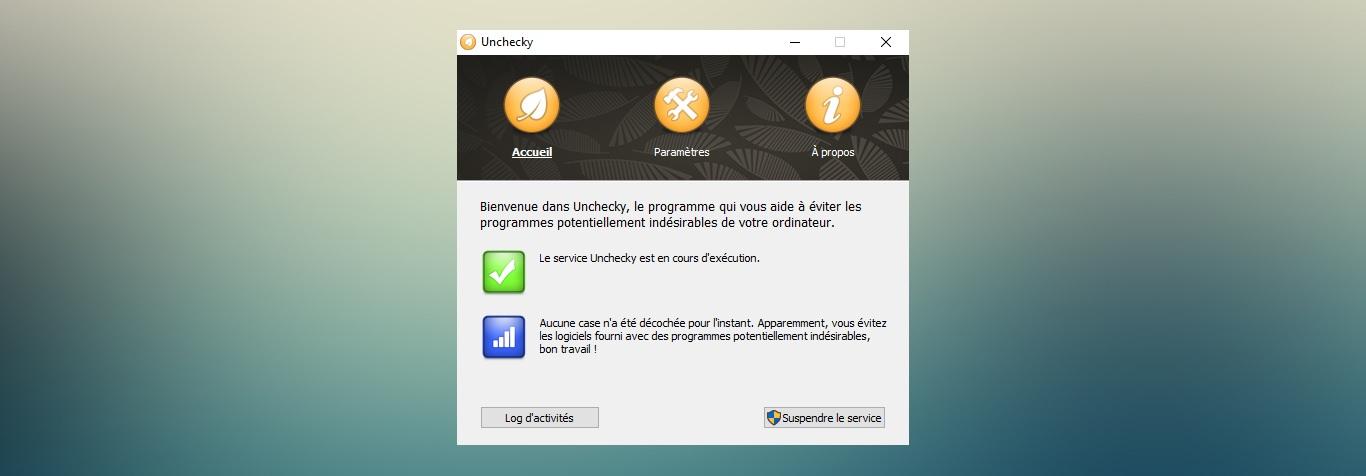 Unchecking 4 logiciels pour optimiser la sécurité de votre pc 4 logiciels pour optimiser la sécurité de votre PC Unchecking