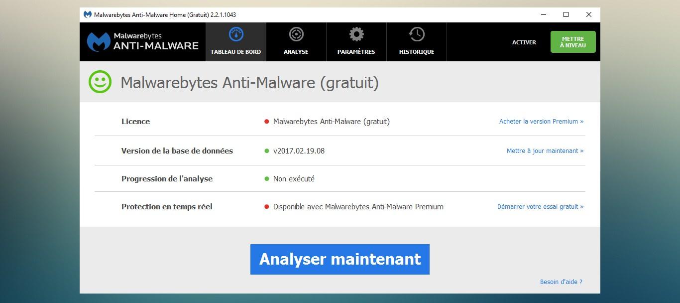 malwarebyte 4 logiciels pour optimiser la sécurité de votre pc 4 logiciels pour optimiser la sécurité de votre PC malwarebyte